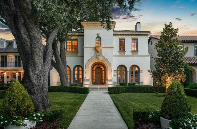 3629 Shenandoah Street, Highland Park, TX 75205 (MLS #14288212) :: The Kimberly Davis Group
