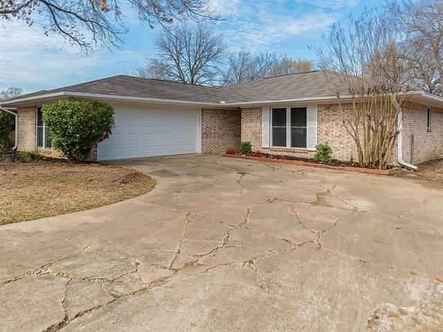 1655 Juniper Lane, Lewisville, TX 75077 (MLS #14288229) :: All Cities Realty