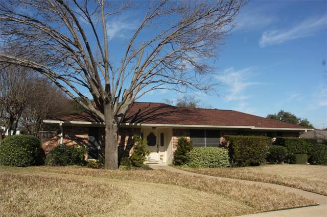 9105 Dunmore Drive, Dallas, TX 75231 (MLS #14288237) :: HergGroup Dallas-Fort Worth