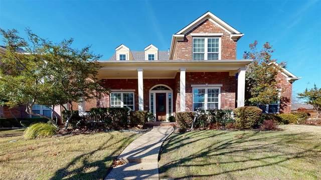 1807 E Branch Hollow Drive, Carrollton, TX 75007 (MLS #14288254) :: Post Oak Realty