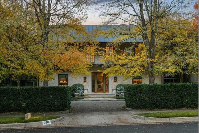 3910 Shenandoah Street, Highland Park, TX 75205 (MLS #14288256) :: The Kimberly Davis Group