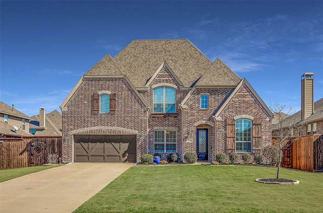 1550 Brookhill Court, Prosper, TX 75078 (MLS #14288264) :: RE/MAX Pinnacle Group REALTORS