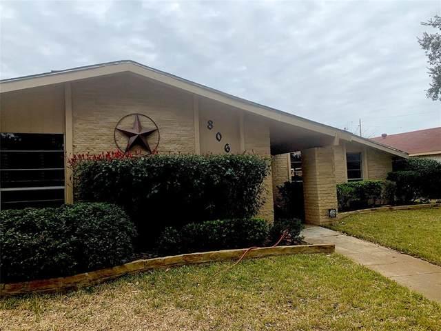 806 Timberdale Street, Grand Prairie, TX 75052 (MLS #14288271) :: The Heyl Group at Keller Williams