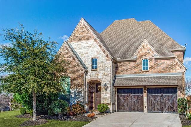 6584 Stallion Ranch Road, Frisco, TX 75036 (MLS #14288272) :: The Heyl Group at Keller Williams