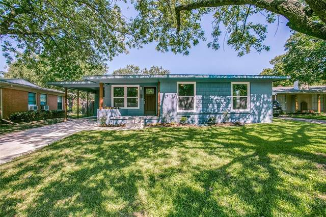 2321 San Marcus Avenue, Dallas, TX 75228 (MLS #14288281) :: All Cities Realty