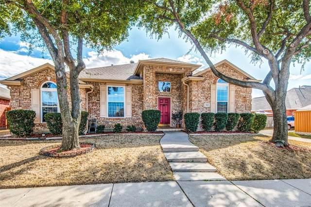 3905 Harbor Drive, The Colony, TX 75056 (MLS #14288297) :: Tenesha Lusk Realty Group