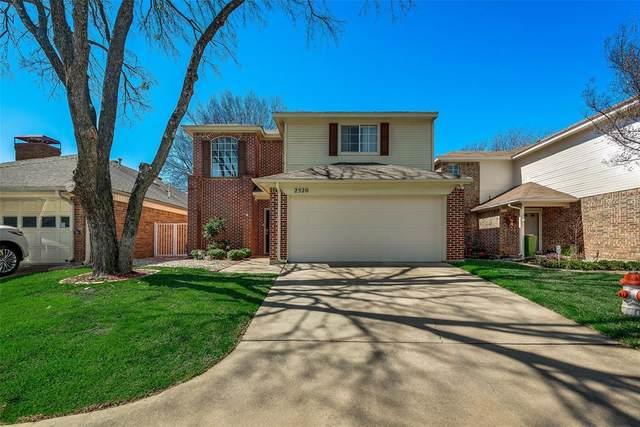 2520 Bear Haven Drive, Grapevine, TX 76051 (MLS #14288305) :: Post Oak Realty