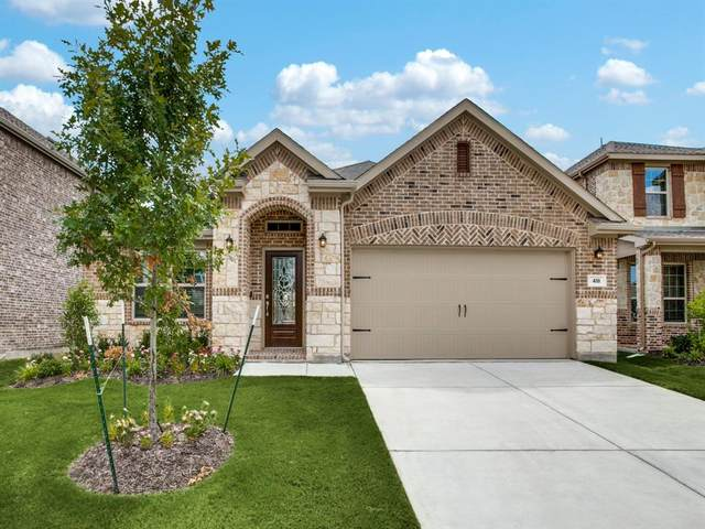 418 George Drive, Fate, TX 75189 (MLS #14288310) :: NewHomePrograms.com LLC