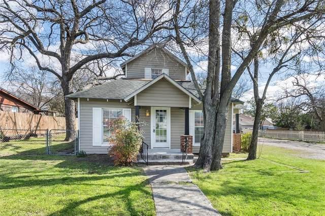 405 S Church Street, Decatur, TX 76234 (MLS #14288318) :: The Mauelshagen Group