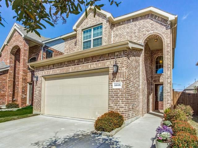 9808 Beaver Dam Lane, Mckinney, TX 75071 (MLS #14288332) :: The Good Home Team