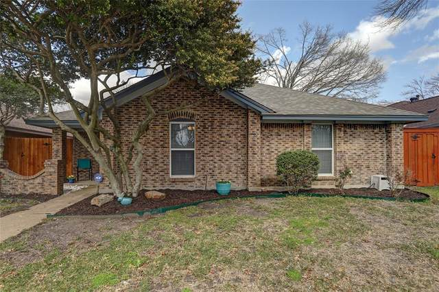 13131 Chandler Drive, Dallas, TX 75243 (MLS #14288334) :: All Cities Realty