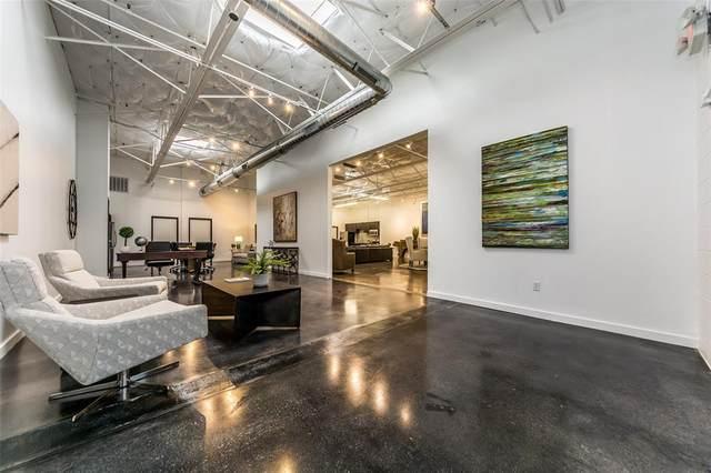 2233 Valdina Street #104, Dallas, TX 75207 (MLS #14288341) :: Results Property Group
