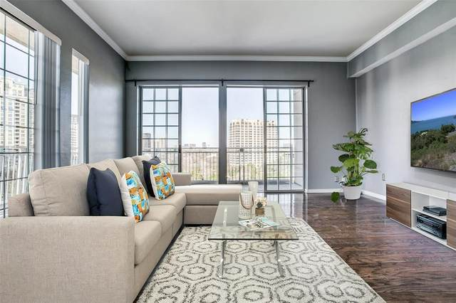 3225 Turtle Creek Boulevard #948, Dallas, TX 75219 (MLS #14288346) :: The Mitchell Group