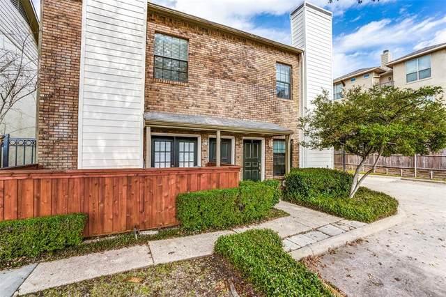 6123 Oram Street #7, Dallas, TX 75214 (MLS #14288368) :: The Kimberly Davis Group