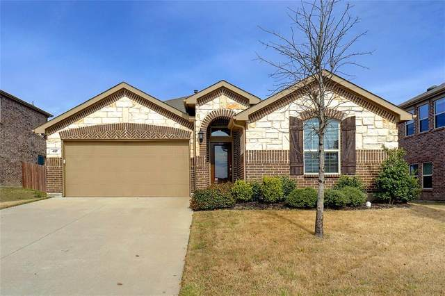 457 Peach Lane, Burleson, TX 76028 (MLS #14288373) :: The Mitchell Group
