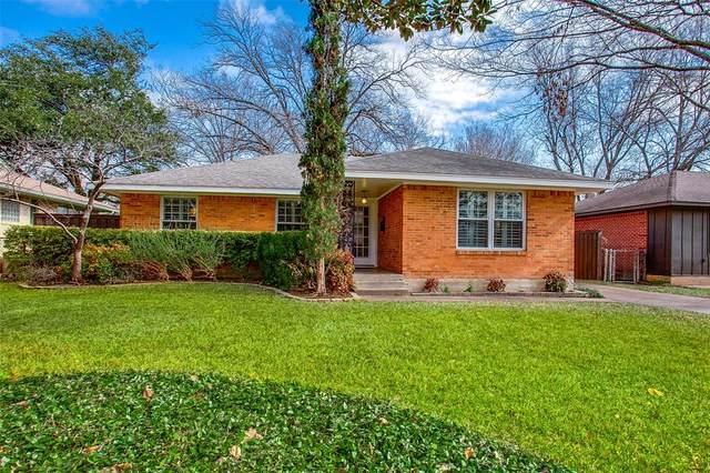 720 Brookhurst Drive, Dallas, TX 75218 (MLS #14288386) :: Robbins Real Estate Group