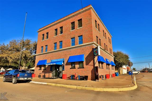 100 E Williams Street, Breckenridge, TX 76424 (MLS #14288403) :: Justin Bassett Realty