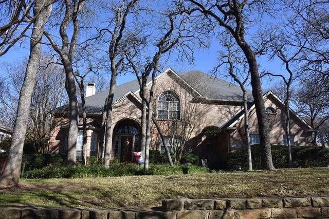 1308 Kings Brook Court, Southlake, TX 76092 (MLS #14288405) :: Justin Bassett Realty