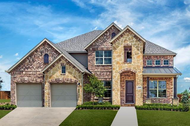 13828 Azul Lane, Frisco, TX 75035 (MLS #14288452) :: Post Oak Realty