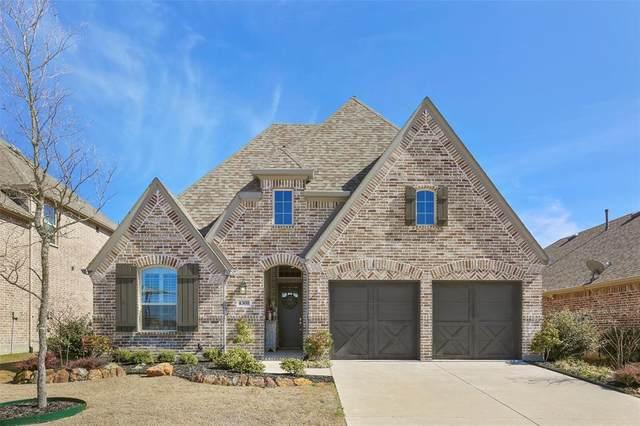 4308 Iris Road, Celina, TX 75078 (MLS #14288456) :: Real Estate By Design