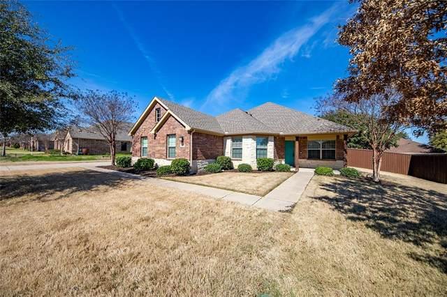 201 Forestbrook Drive, Wylie, TX 75098 (MLS #14288474) :: Justin Bassett Realty