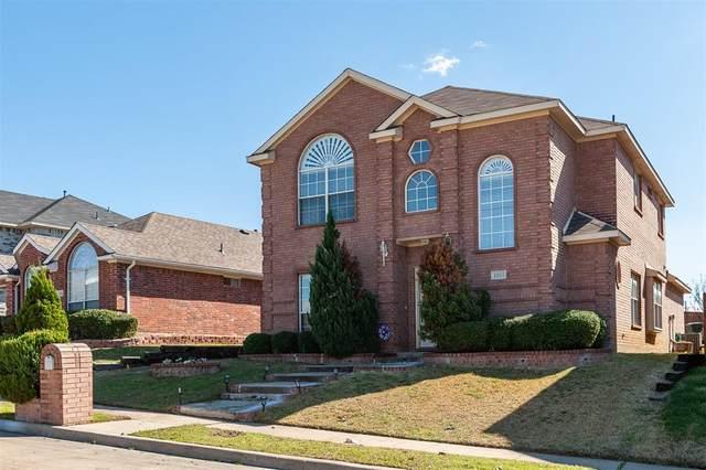 1333 Dallshan Drive, Carrollton, TX 75007 (MLS #14288490) :: Potts Realty Group