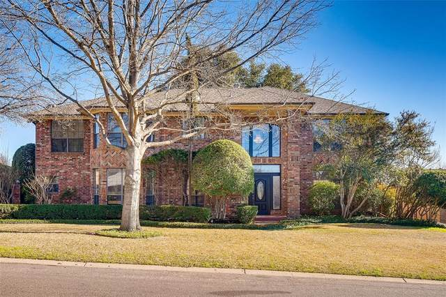7621 Woodside, Fort Worth, TX 76179 (MLS #14288501) :: Trinity Premier Properties