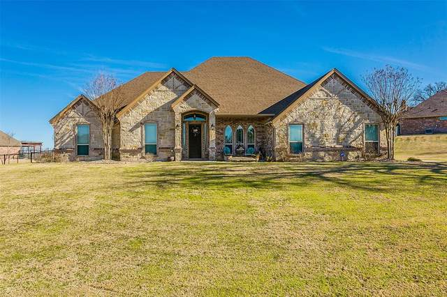101 Meadow Arbor Drive, Weatherford, TX 76085 (MLS #14288523) :: Potts Realty Group