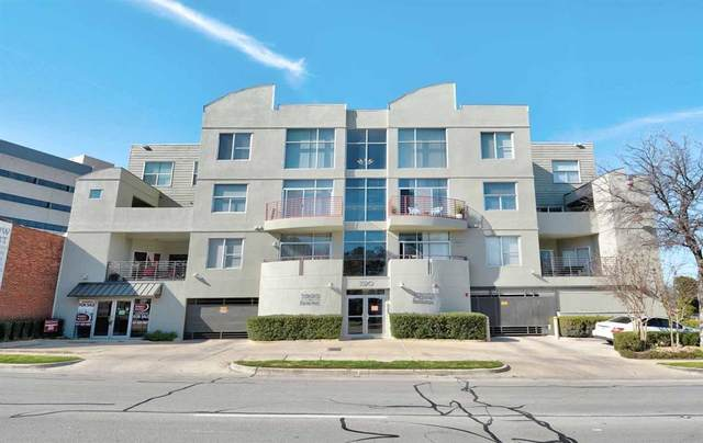 3320 Camp Bowie Boulevard #1104, Fort Worth, TX 76107 (MLS #14288555) :: The Heyl Group at Keller Williams