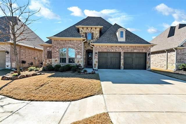 2732 Braemar, The Colony, TX 75056 (MLS #14288559) :: Baldree Home Team