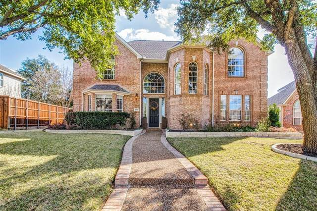 8403 Lakota Trail, Frisco, TX 75033 (MLS #14288572) :: The Heyl Group at Keller Williams
