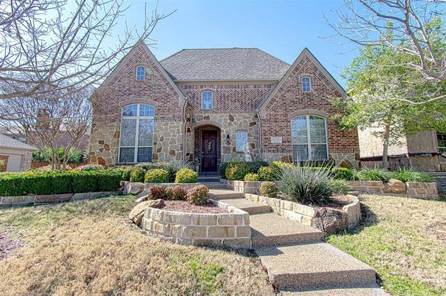 2109 Thornbury Lane, Allen, TX 75013 (MLS #14288582) :: The Good Home Team