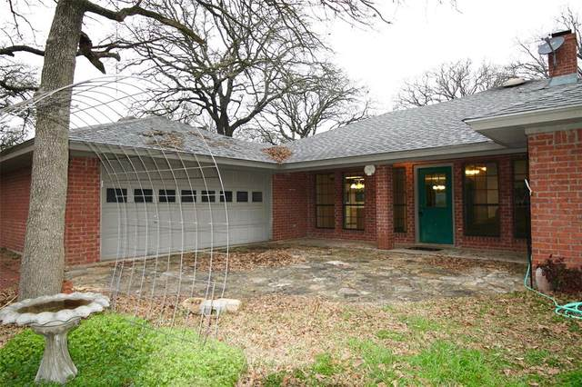 7725 County Road 256, Stephenville, TX 76401 (MLS #14288631) :: The Kimberly Davis Group