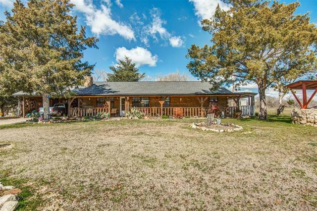 136 Private Road 4474, Decatur, TX 76234 (MLS #14288667) :: Trinity Premier Properties