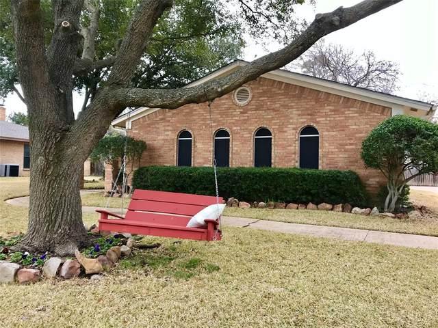 2535 Sherwood Drive, Sherman, TX 75092 (MLS #14288670) :: Baldree Home Team