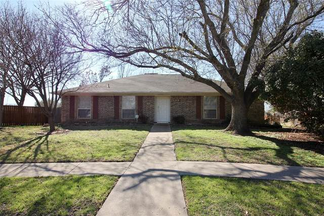 2606 Fallcreek Circle, Carrollton, TX 75006 (MLS #14288672) :: Potts Realty Group