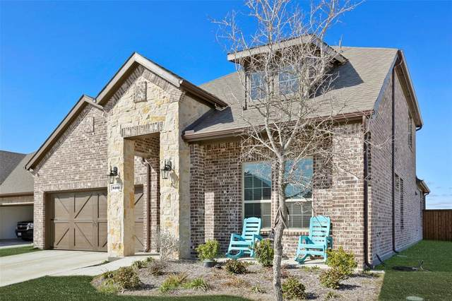 6101 Brunswick Drive, Aubrey, TX 76227 (MLS #14288712) :: RE/MAX Pinnacle Group REALTORS