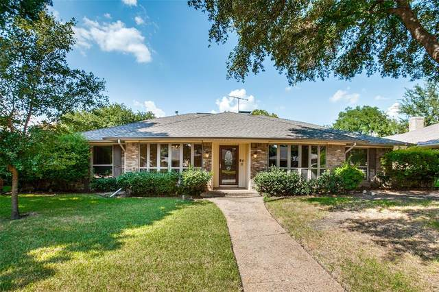 511 Tiffany Trail, Richardson, TX 75081 (MLS #14288715) :: Trinity Premier Properties