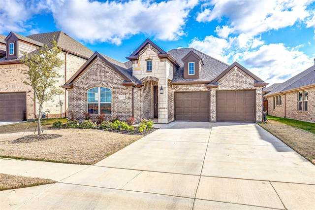10128 Warberry Trail, Fort Worth, TX 76131 (MLS #14288733) :: The Heyl Group at Keller Williams
