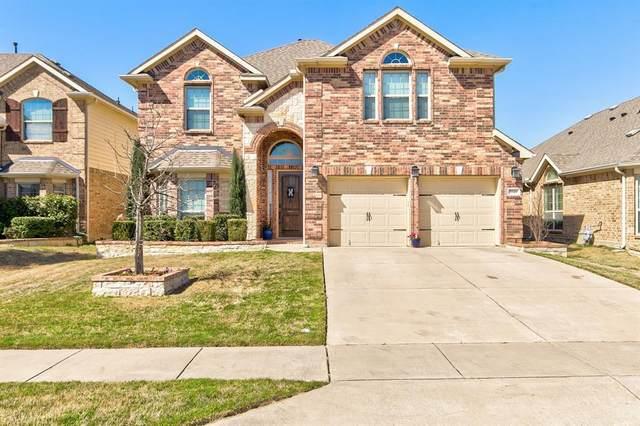 9509 Chuparosa Drive, Fort Worth, TX 76177 (MLS #14288736) :: Trinity Premier Properties