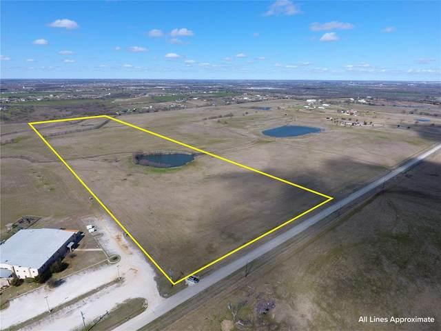 28 ac Trietsch Road, Sanger, TX 76266 (MLS #14288745) :: The Mauelshagen Group