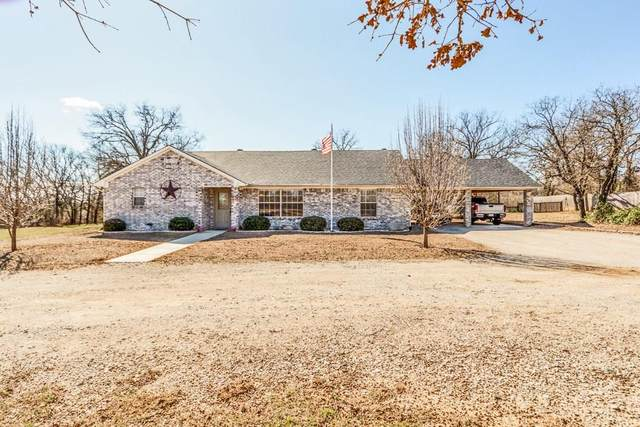 144 Private Road 3492, Paradise, TX 76073 (MLS #14288751) :: The Mauelshagen Group