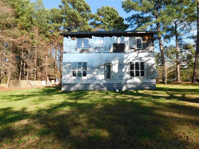 121 Private Road 8808, Ben Wheeler, TX 75754 (MLS #14288759) :: The Chad Smith Team