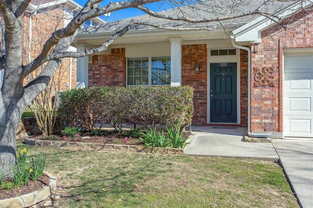 5720 Calf Creek Drive, Fort Worth, TX 76179 (MLS #14288793) :: All Cities Realty