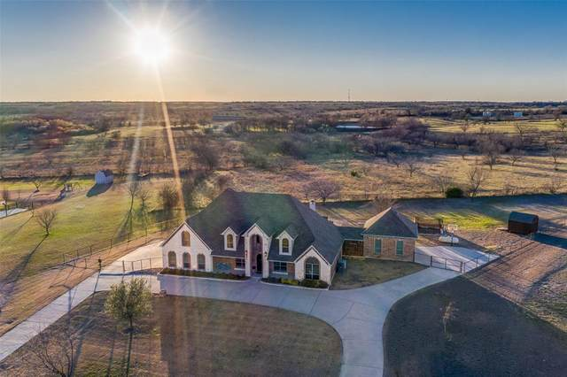 134 Scenic View Drive, Aledo, TX 76008 (MLS #14288795) :: Potts Realty Group