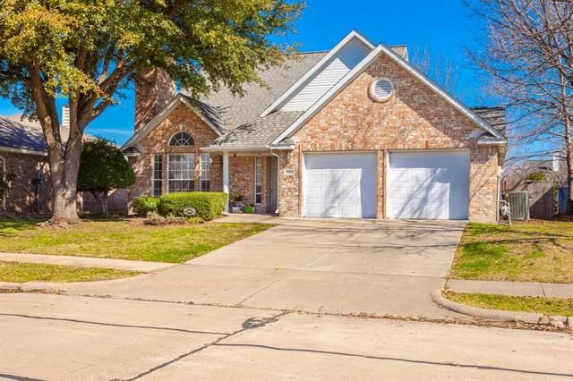 3905 Bermuda Drive, Rowlett, TX 75088 (MLS #14288835) :: The Good Home Team