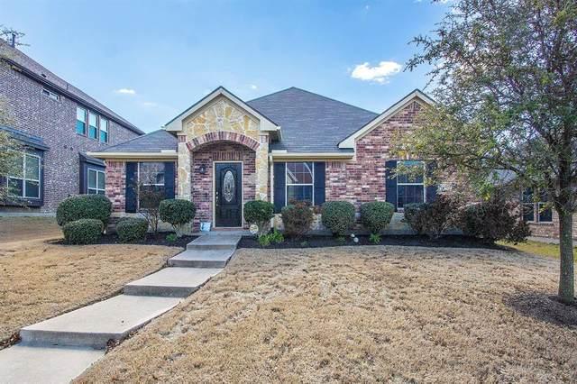 11989 Brownwood Drive, Frisco, TX 75035 (MLS #14288891) :: Baldree Home Team