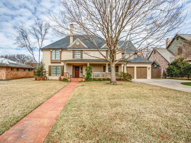 5835 Norway Road, Dallas, TX 75230 (MLS #14288911) :: The Rhodes Team