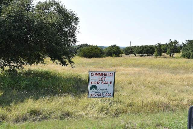 Lot 41 Hwy 279, Lake Brownwood, TX 76801 (MLS #14288918) :: Post Oak Realty