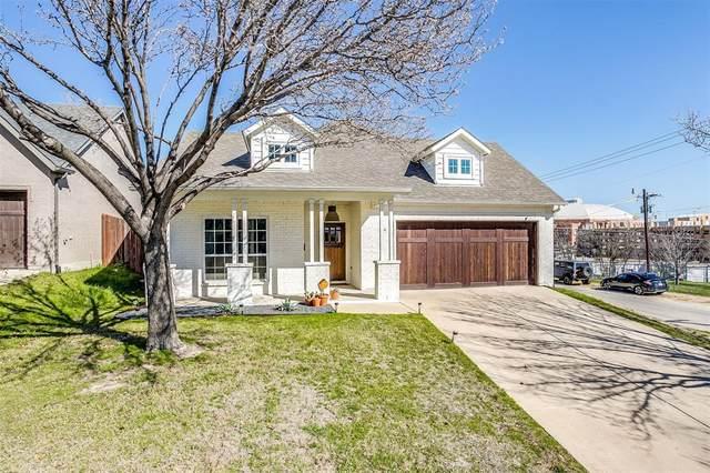 3700 Linden Avenue, Fort Worth, TX 76107 (MLS #14288929) :: RE/MAX Pinnacle Group REALTORS